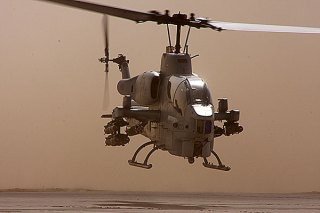 AH-1Cobra Helicopters Images
