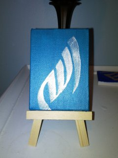Allah Calligraphy paintings
