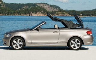 BMW series 1 convertible