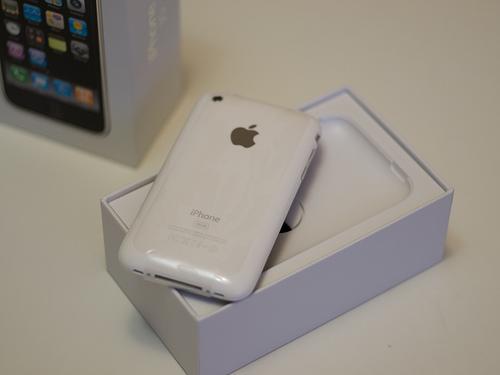 Apple iphone 3gs White...