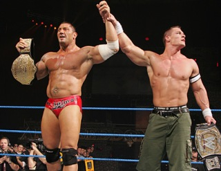 john cena and batista images