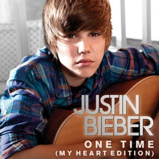Justin Bieber one time