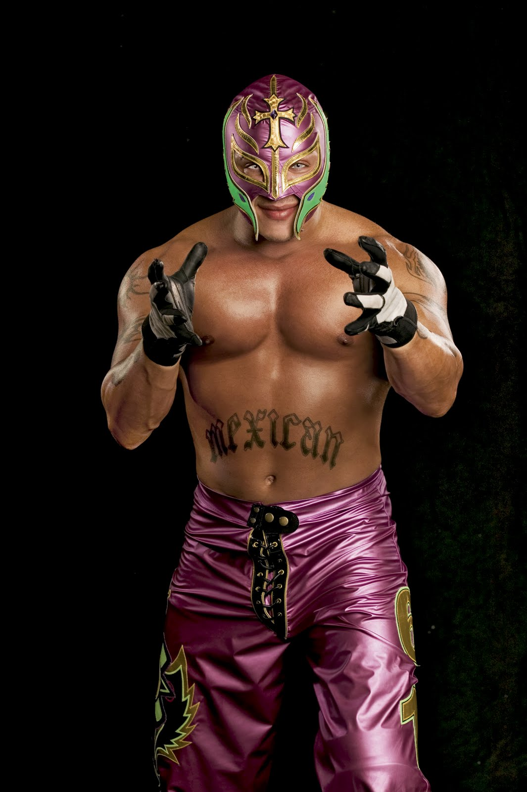 Cool pictures of rey mysterio