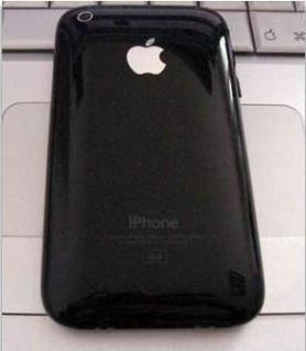 Apple iphone 3gs Black