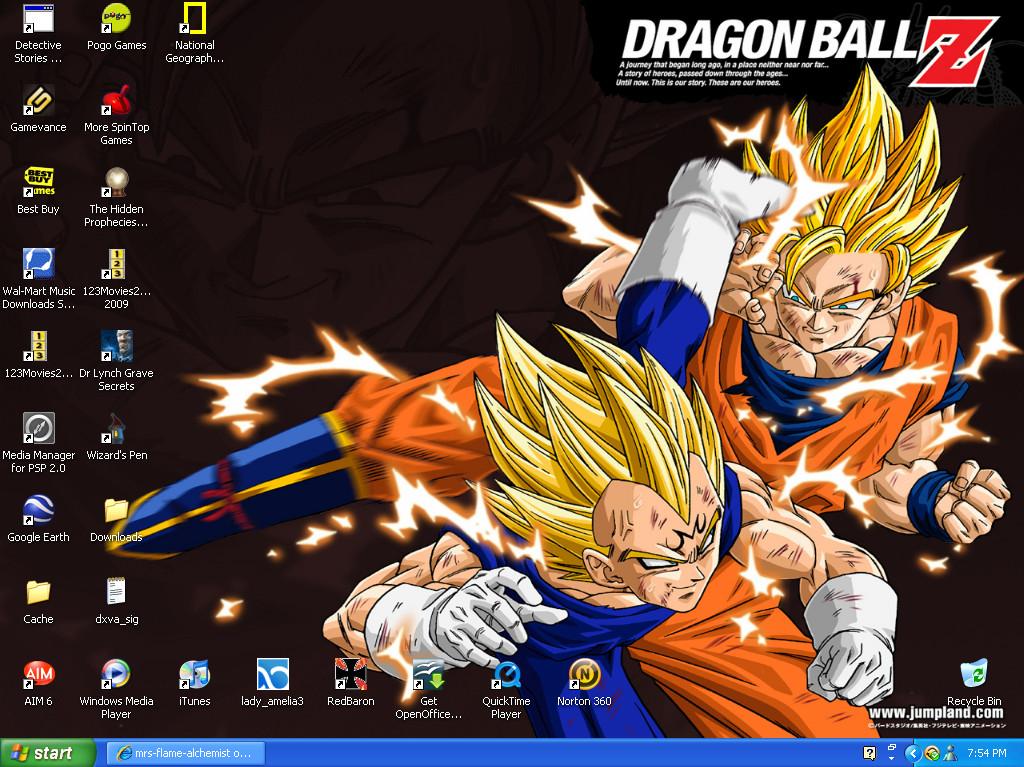 DRAGON BALL Z   Beautiful Cool Wallpapers