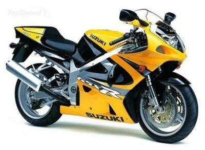 Suzuki GSX-R 750 Pictures