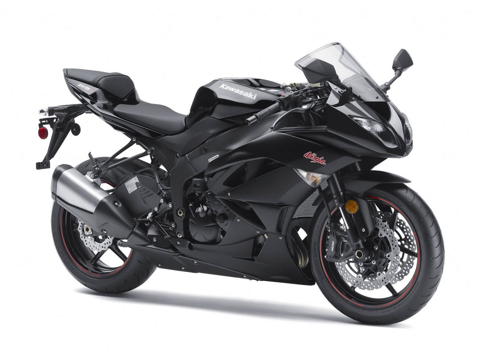 kawasaki ninja zx-6r wallpapers | beautiful cool wallpapers