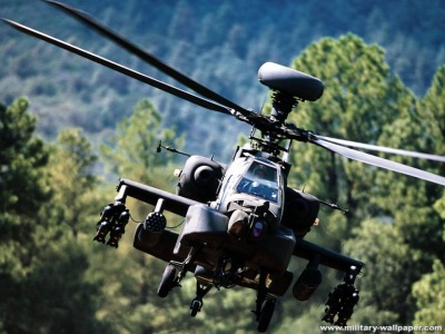 Apache Helicopter Wallpapers