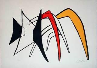 Alexander Calder Paintings