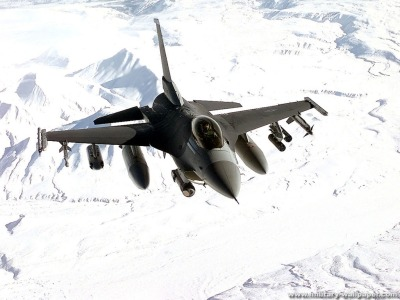 F-16 Fighter Jet Wallpaper