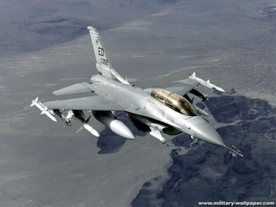 F-16 Fighter Jet Wallpaper