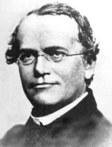 Gregor Mendel's 189th Birthday