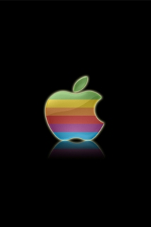 Apple iphone 3gs logo