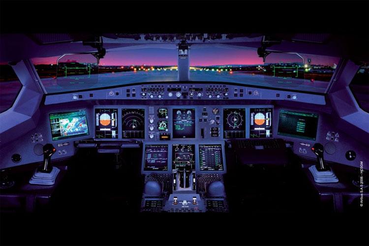 Boeing 787 cockpit beautiful cool wallpapers - 4k cockpit wallpaper ...