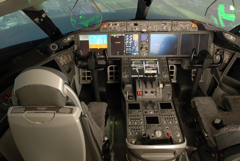 Boeing 787 Cockpit   Beautiful Cool Wallpapers