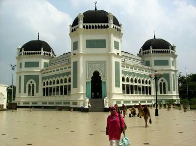 Grand Mosque Al-Mashun