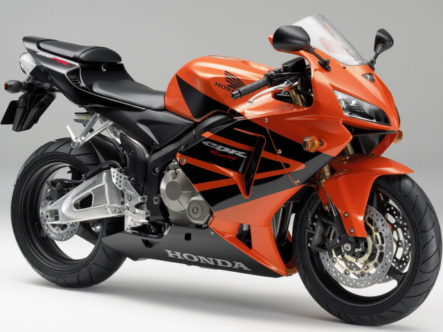 Honda CBR 600 Bike Wallpapers