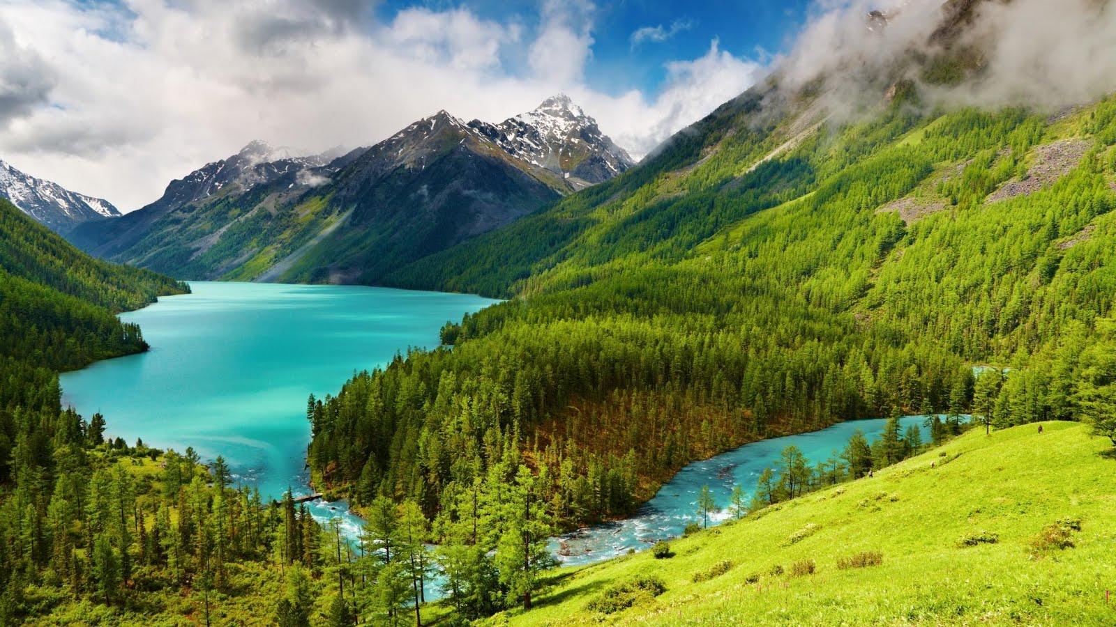 Beautiful Island Nature Landscape #6997696