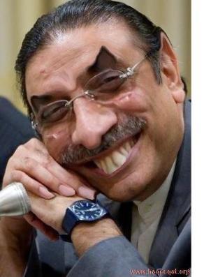 Asif Zardari Funny Pics